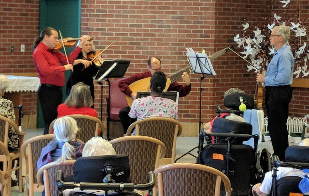 Tafelmusik Ensemble at Seven Oaks