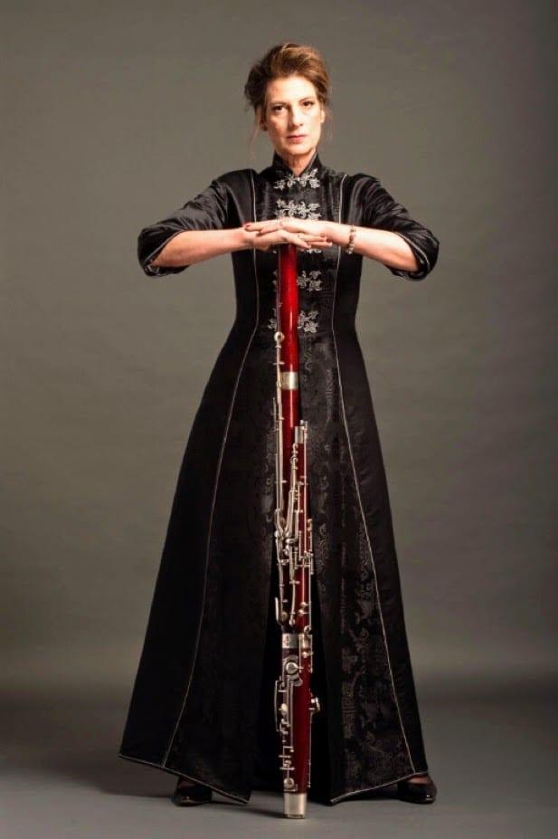 kathleen mclean bassoon robert divito