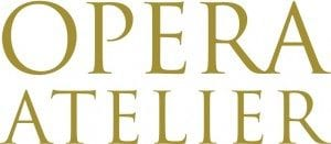 Opera Atelier Logo OA CMYK gold x